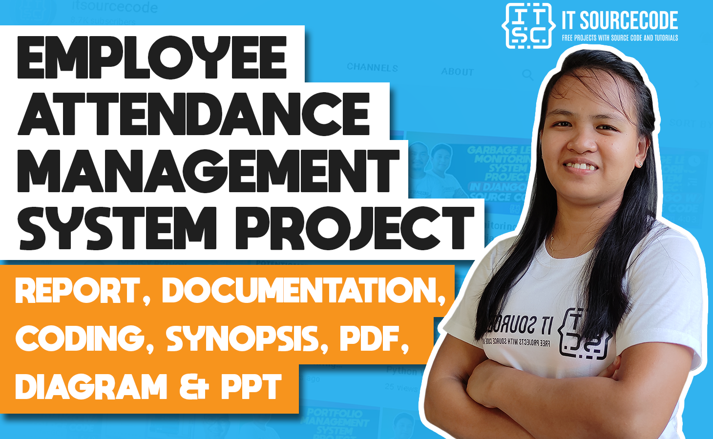 Employee Attendance Management System Project Document