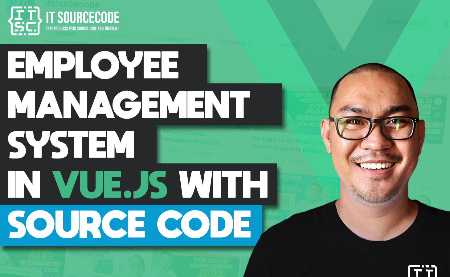 Employee Management System in Vue