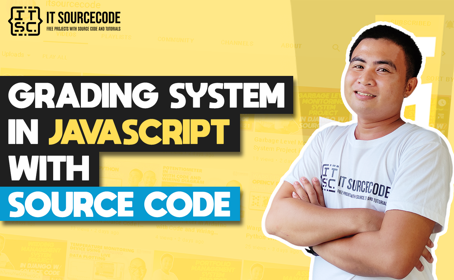 Grading System In Javascript With Source Code