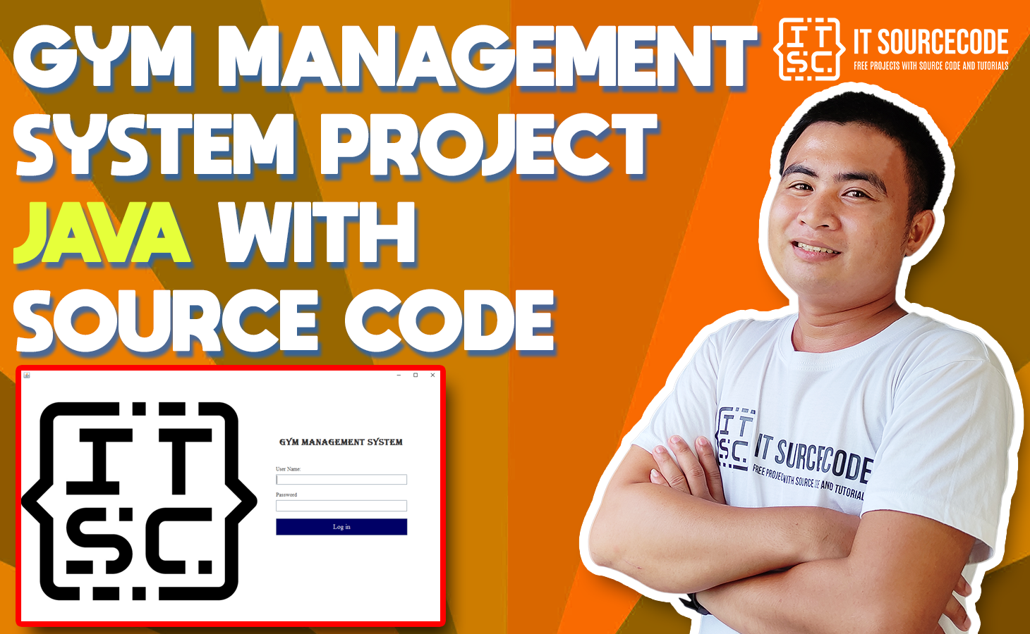 Gym Management System Project In Java With Source Code