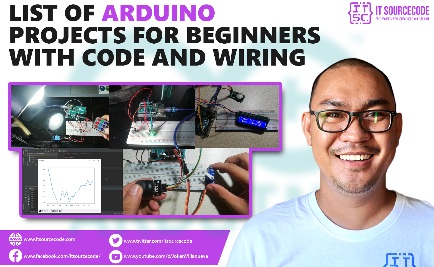 Best Arduino Projects for Beginners with Source Code 2021