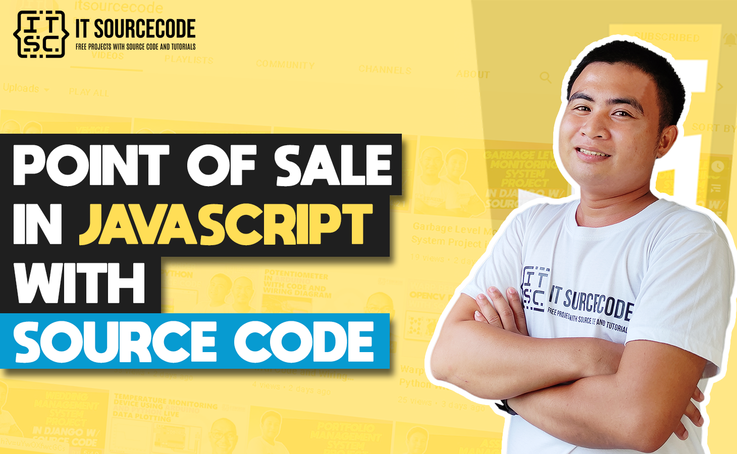 Point of Sale Javascript With Source Code