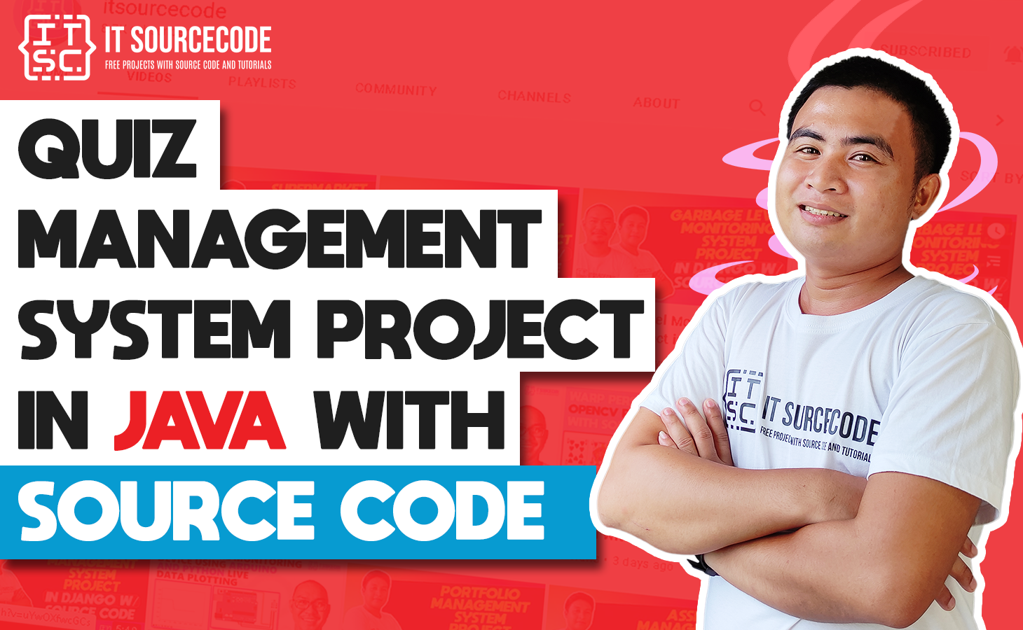 Quiz Management System Project In Java With Source Code