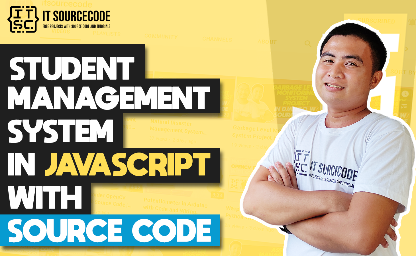 Student Management System In Javascript With Source Code