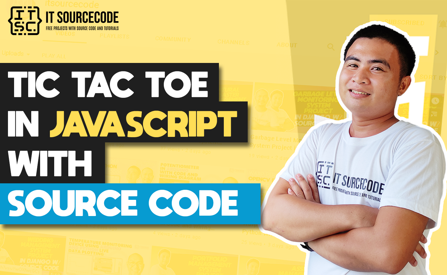 Tic Tac Toe In Javascript With Source Code