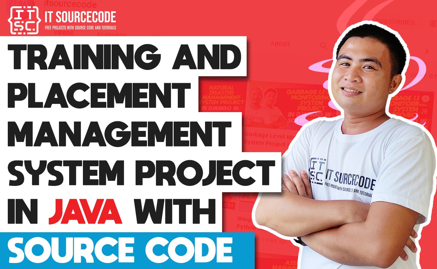 Training and Placement Management System Project In Java With Source Code