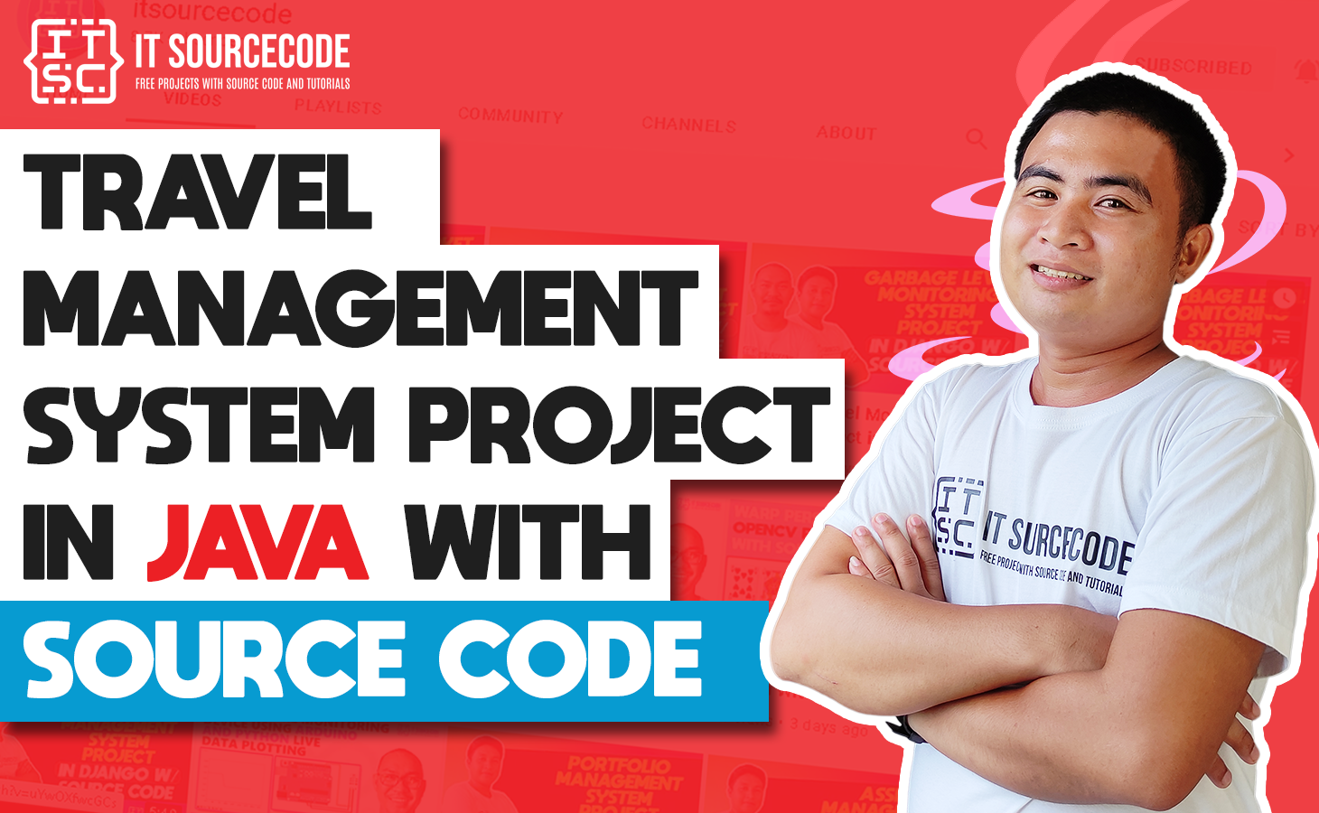 Travel Management System Project In Java With Source Code