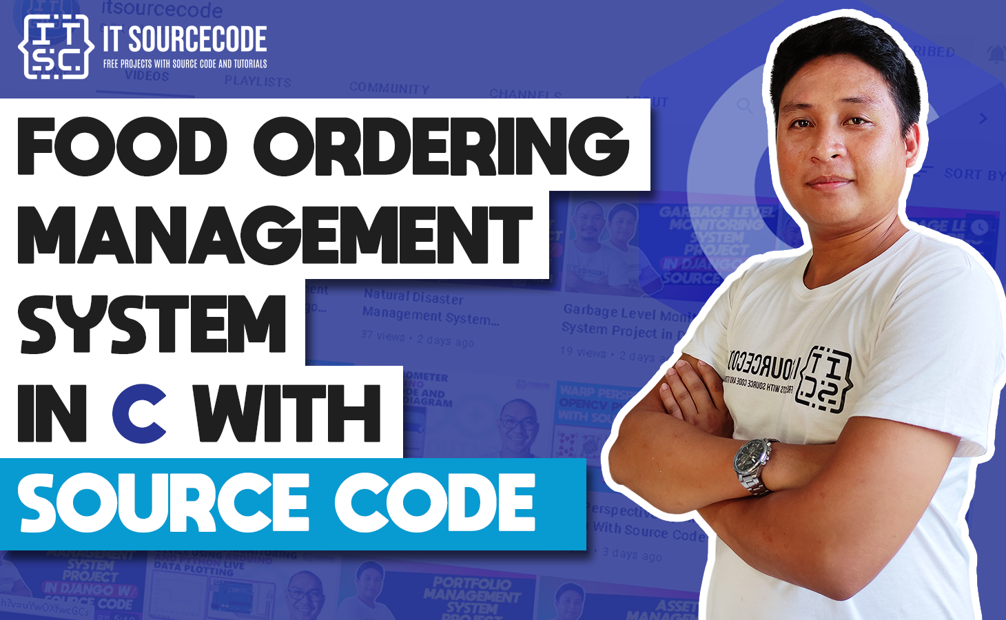food ordering management system in c programming with source code
