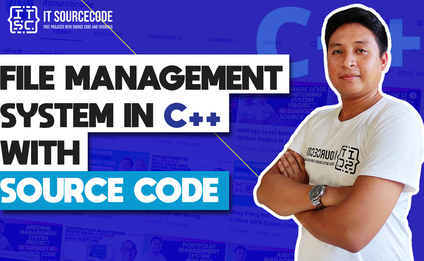 File Management System In C++ With Source Code
