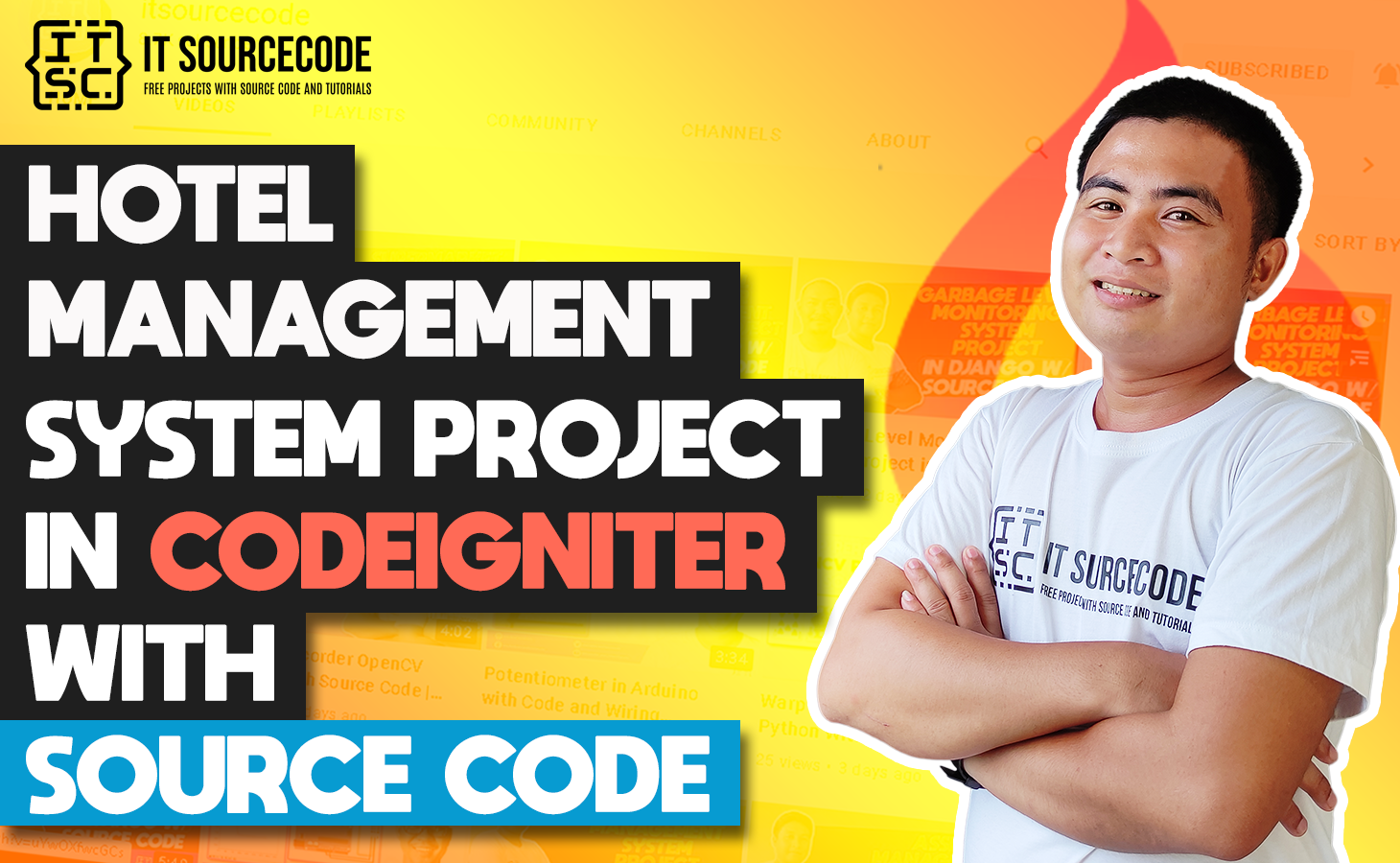 Hotel Management System In CodeIgniter With Source Code