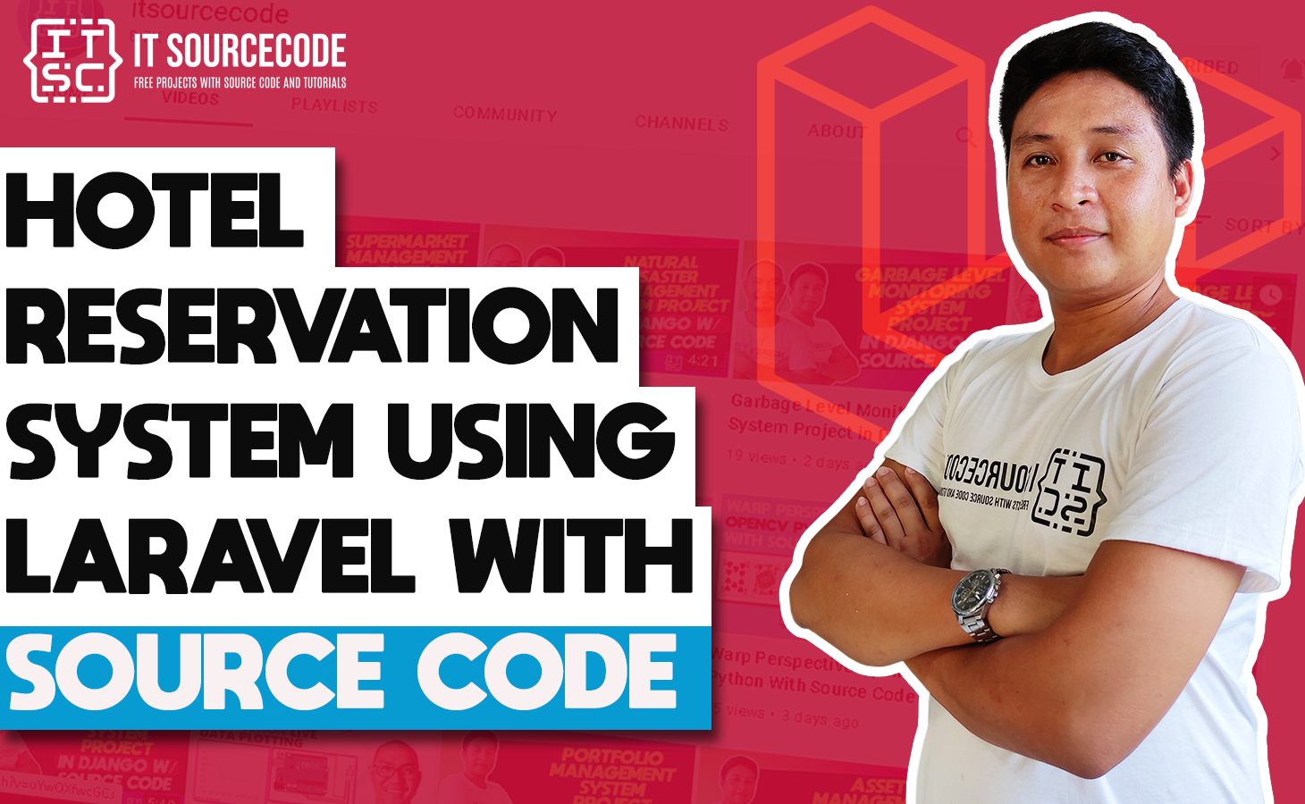 Hotel Reservation System using Laravel With Source Code