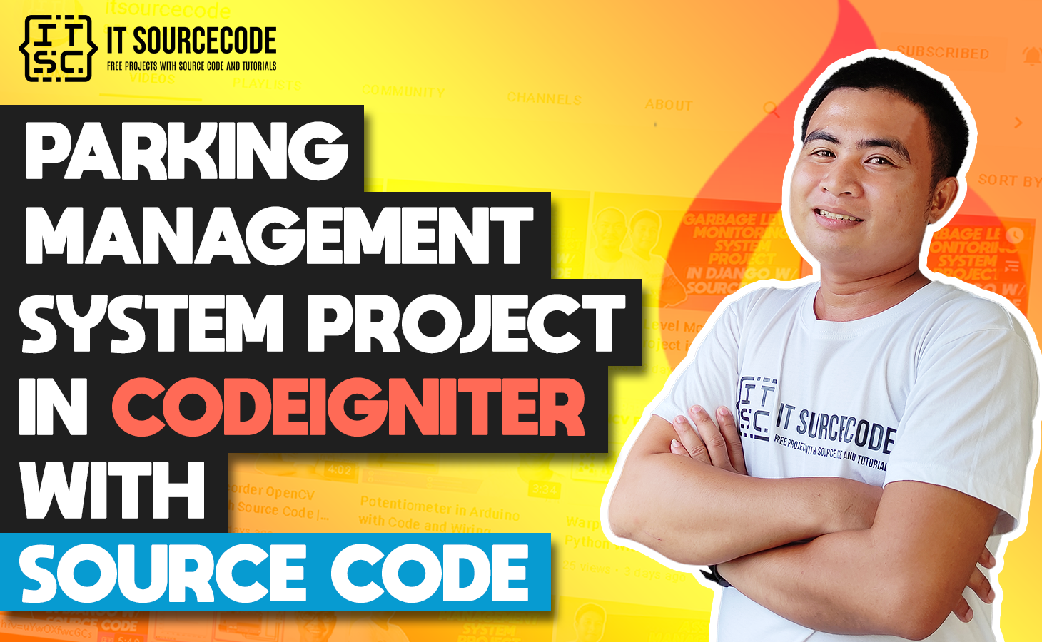 Parking Management System In Codeigniter With Source Code
