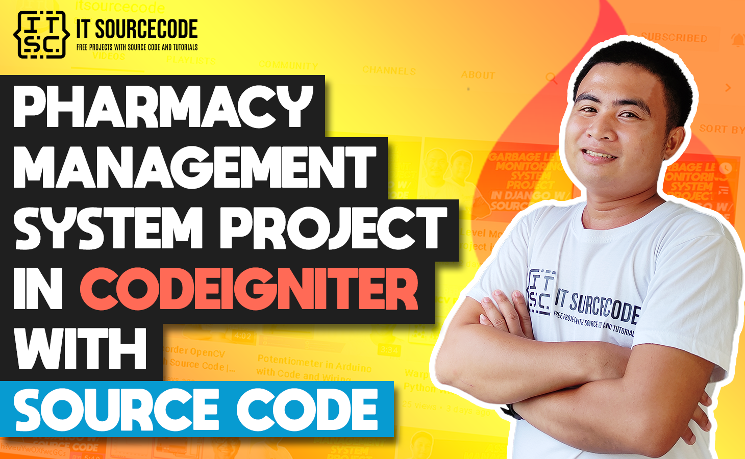 Pharmacy Management System Project In CodeIgniter With Source Code
