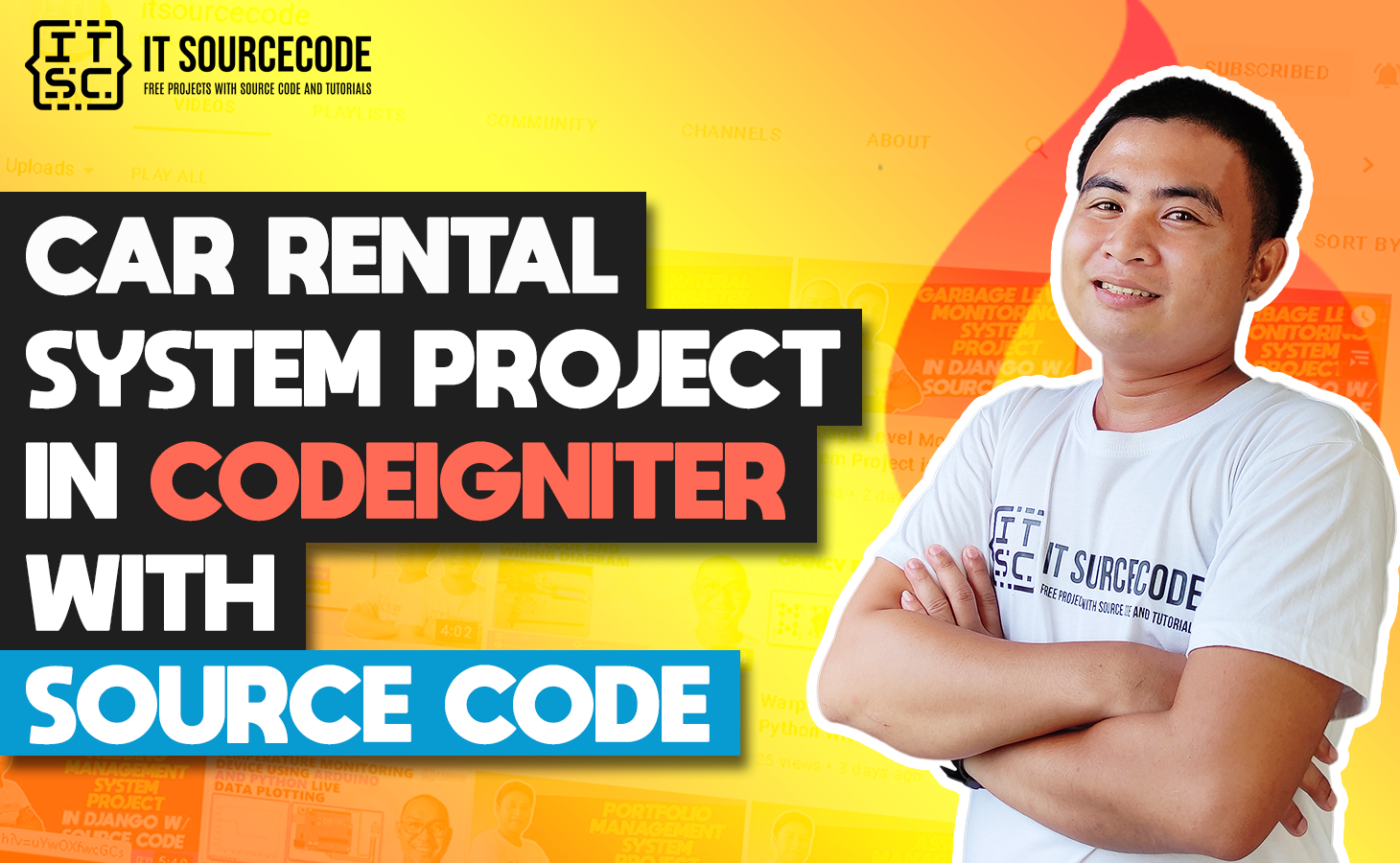 Car Rental System In CodeIgniter With Source Code