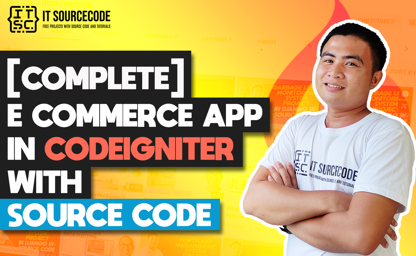 E Commerce In CodeIgniter With Source Code