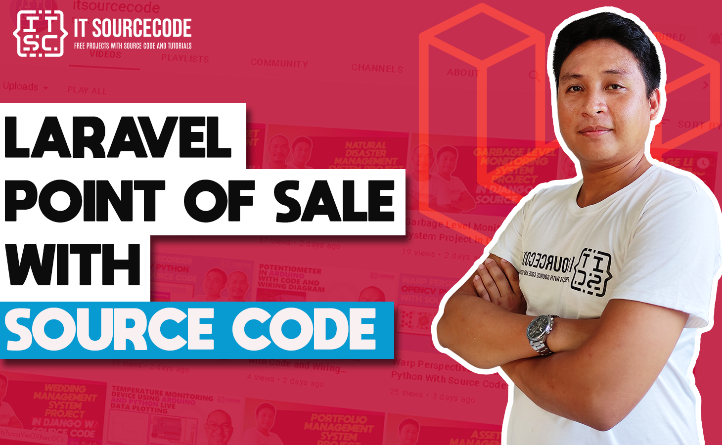 Laravel Point of Sale Source Code