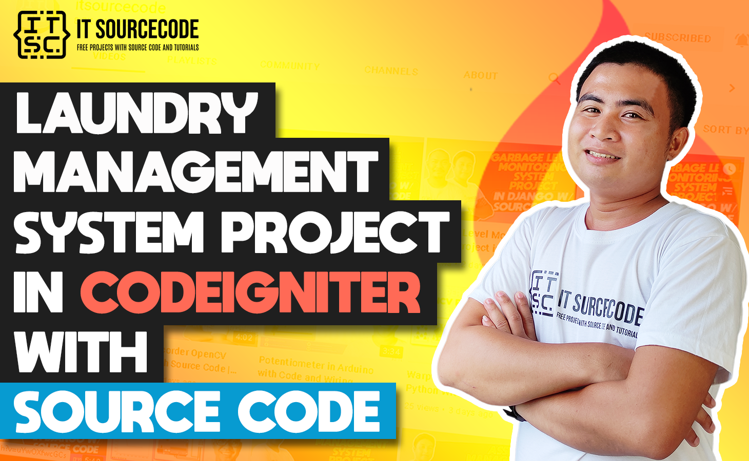 Laundry Management System Project In CodeIgniter With Source Code