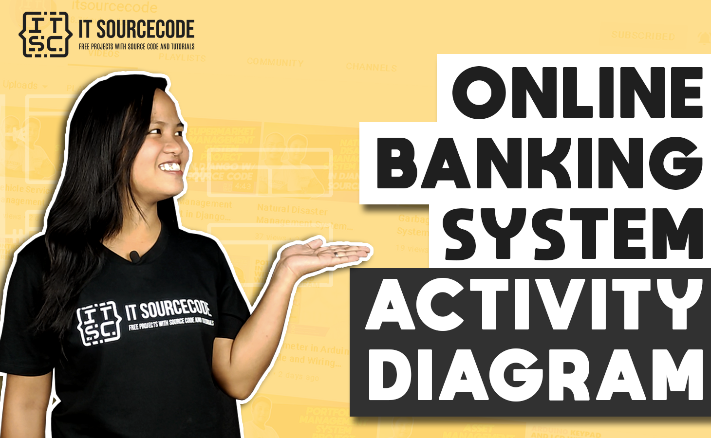 Online Banking System Activity Diagram