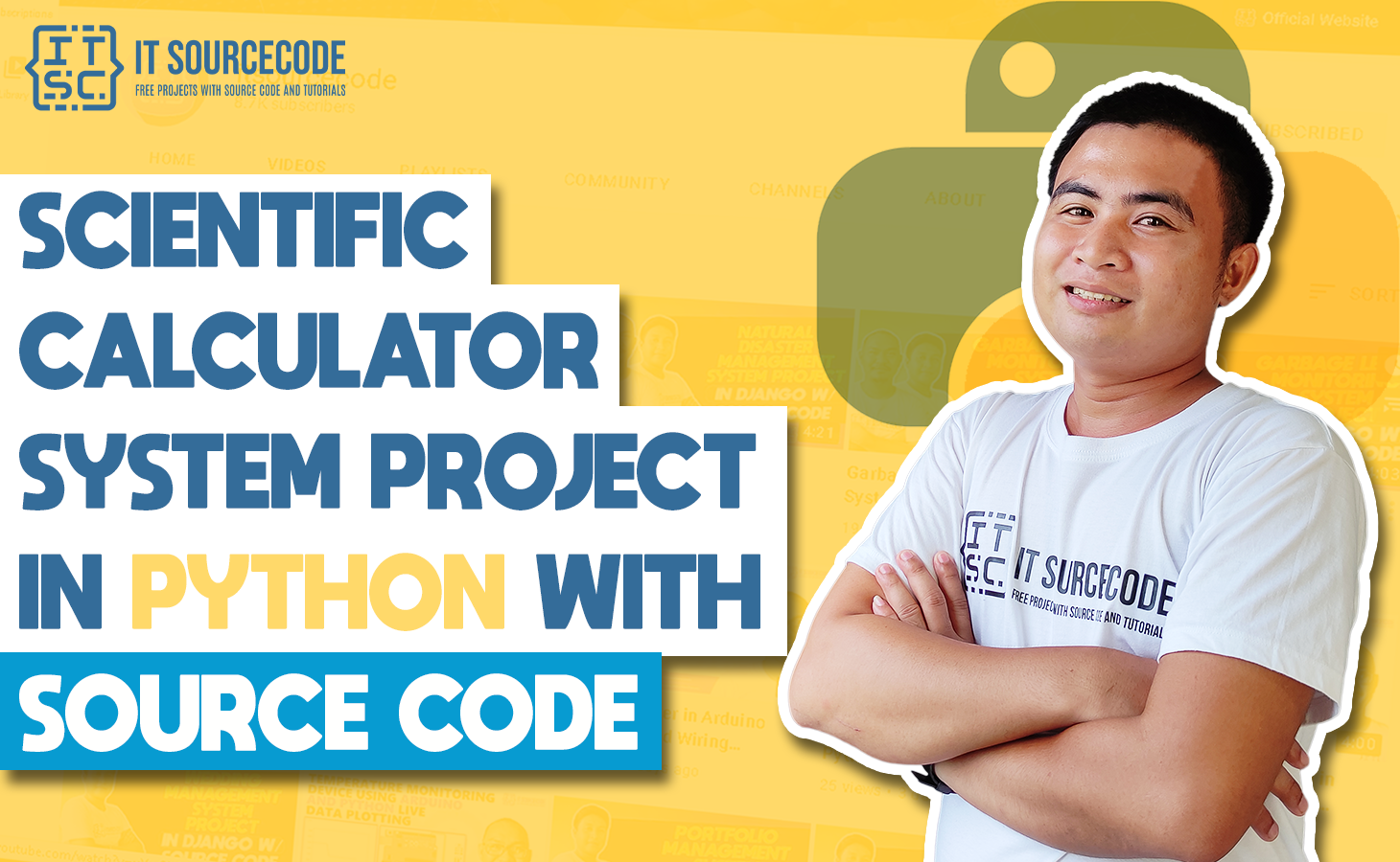 Scientific Calculator In Python With Source Code